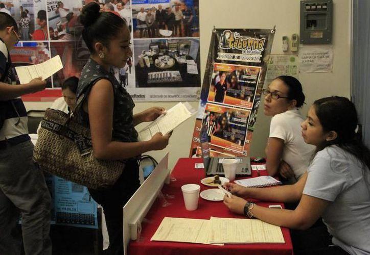 Los trabajos eventuales son adicionales a los empleos formales. (Archivo/ SIPSE)