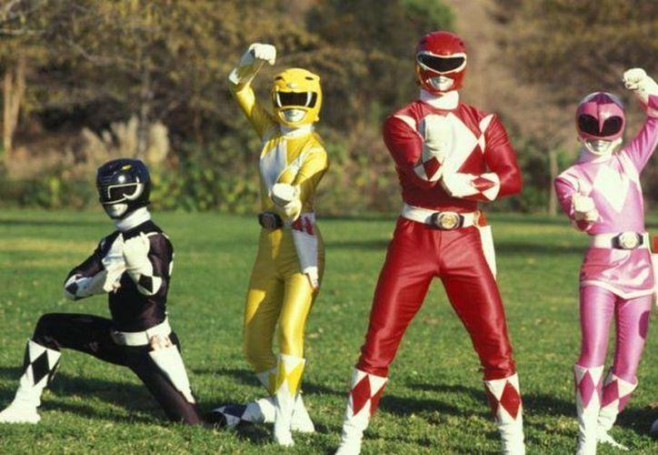 Los Power Rangers fue una exitosa serie de televisión de los años 90 que fue llevada al cine y ahora existen planes de volverla a llevar a la 'pantalla grande'. (melty.mx/Foto de archivo)