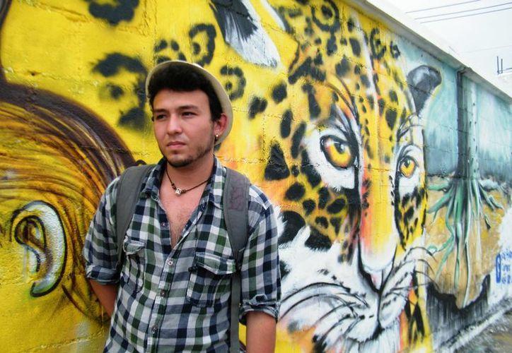 El jaguar está presente en diversas manifestaciones artísticas en Yucatán. (SIPSE)
