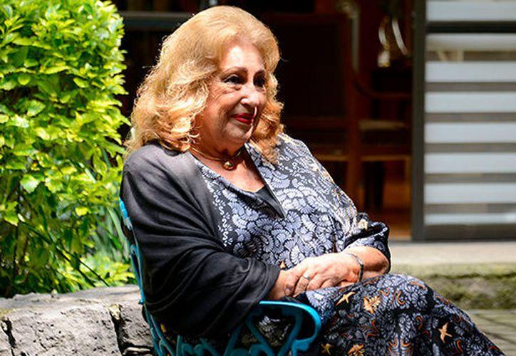 La escritora, historiadora e investigadora de culturas ancestrales que fue galardonada. (laopinion.net)