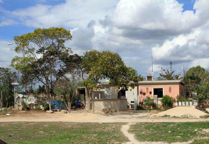 Muchos propietarios de predios no tienen título de propiedad. (José Acosta/SIPSE)