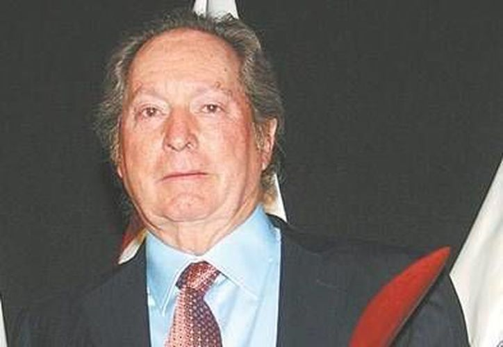 El empresario neoleones murió la madrugada de este viernes (Archivo Milenio)