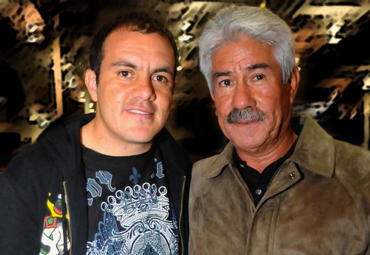 'La Coca' , ha descubierto a  jugadores, como a Cuauhtémoc Blanco, Carlos Hermosillo y Héctor Herrera, entre otros. (Ángel Villegas/SIPSE)