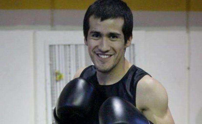 El competidor no quita el dedo del renglón ya que tiene la esperanza de ir a representar a México y resultar campeón. (Foto: Milenio La Afición)
