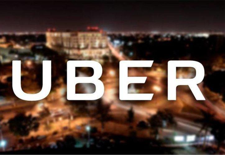 Este lunes comenzaron con normalidad los servicios de transporte de Uber en Mérida. (Facebook de Uber Mérida)