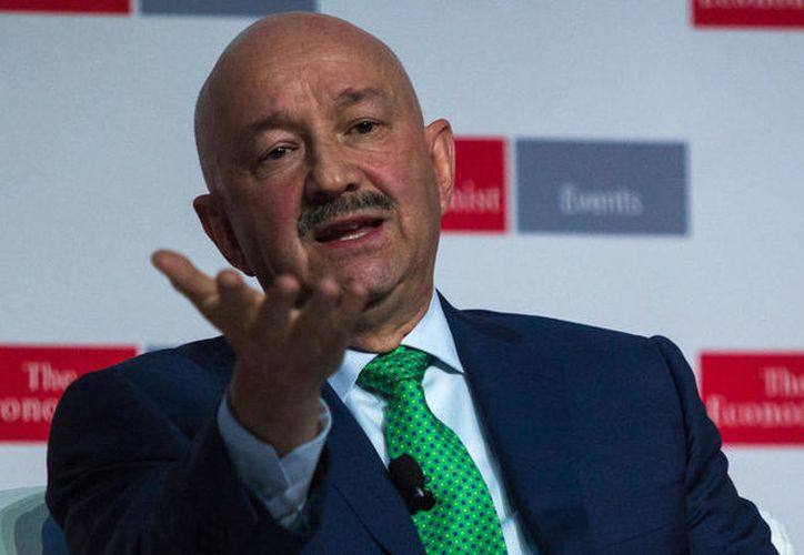 El expresidente de México, Carlos Salinas de Gortari, 'reapareció' en un coloquio para estudiantes de Harvard. (Cuartoscuro)