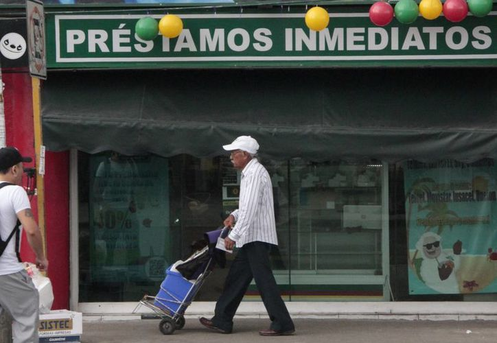 Las casas de empeño deben contar con una póliza de seguro contra daños y robo. (Tomás Álvarez/SIPSE)