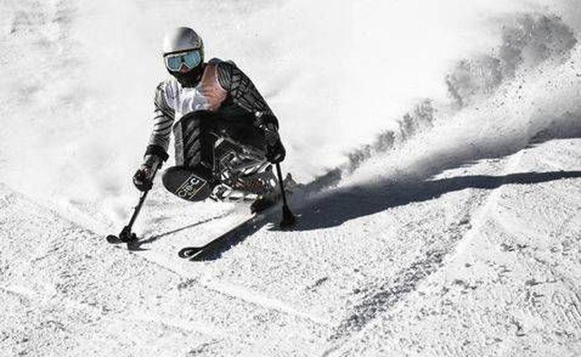 Los de Sochi serán los segundos Juegos Paralímpicos para Arly, que concursó en Vancouver. (Foto: cortesía de Arly Velásquez)