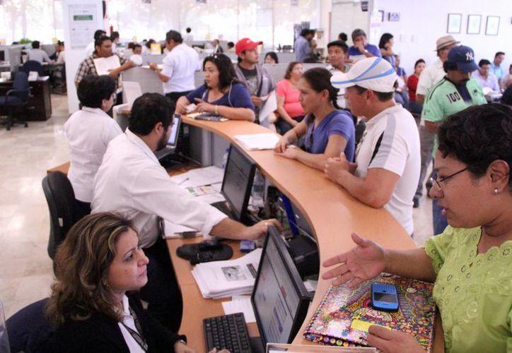 Prodecon exhorta al SAT a agilizar las devoluciones del IVA a los empresarios. (Milenio Novedades)