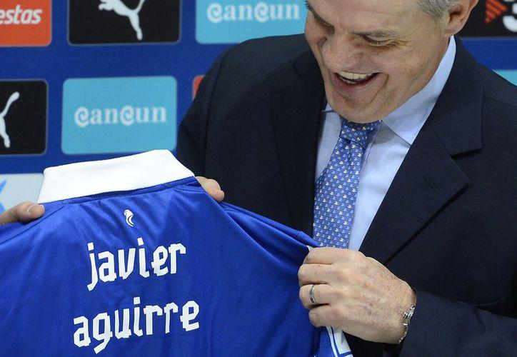 El conjunto de Aguirre marcha último en la tabla con solo nueve unidades. (Foto: Agencias)