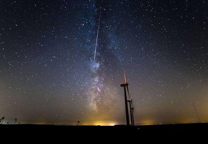 ¡No olvides mirar al cielo! Hoy lloverán estrellas