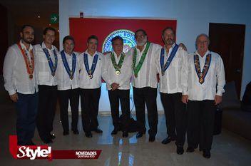 Noche de gala de La Chaine des Rotisseurs
