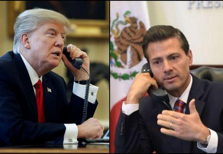 La vocera también dijo que el presidente estadounidense viajará el jueves a Florida. (Contexto)