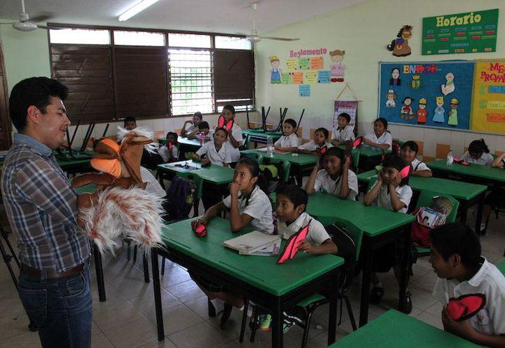 Miles de alumnos regresarán a las aulas a finales de agosto. (Foto: Milenio Novedades)