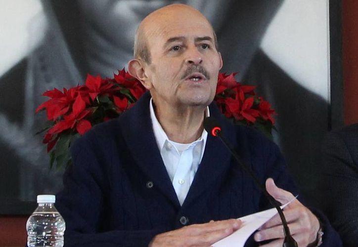 Fausto Vallejo Figueroa, gobernador de Michoacán, advirtió que el estado aplicará mano firme y hará uso de todos los recursos sin vacilaciones contra la delincuencia. (Milenio Novedades)