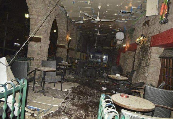 El atentado a un restaurante de Yibuti dejó un saldo de tres muertos y 15 heridos. (AP)