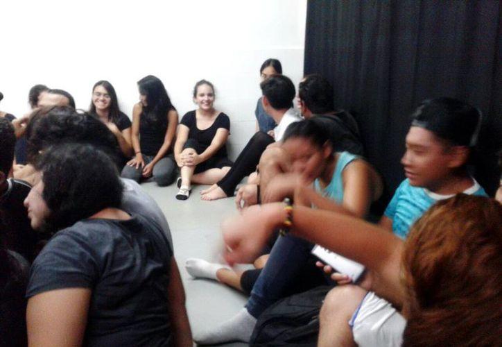 Los nuevos estudiantes han tenido la oportunidad de tomar un curso de inducción, además de diversas actividades para conocerse mejor.(Milenio Novedades)