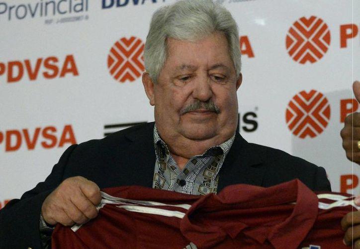 Rafael Esquivel, director de la Federación Venezolana de Futbol, podría ser extraditado por su implicación en sobornos de varias Copas América. (pulzo.com)