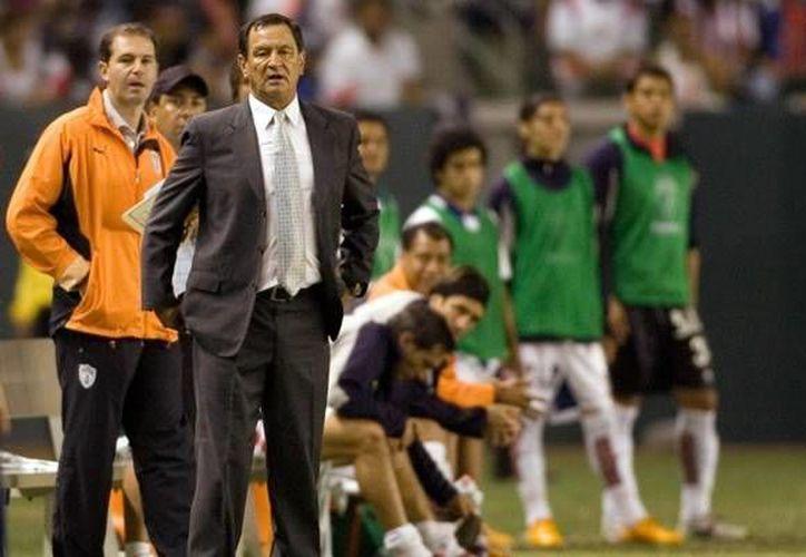 Enrique Meza es viejo conocido del Pachuca, equipo al que ya ha dirigido. (mediotiempo.com)