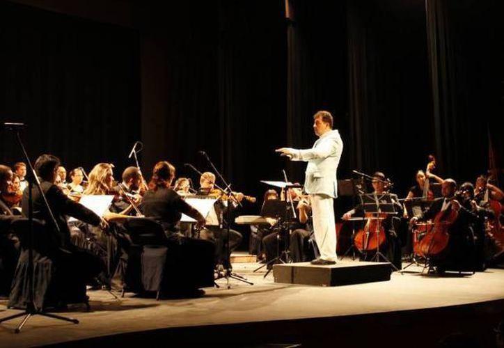 El pasado 23 de septiembre arrancó la quinta edición del Festival Internacional de Música Cancún. (Archivo)