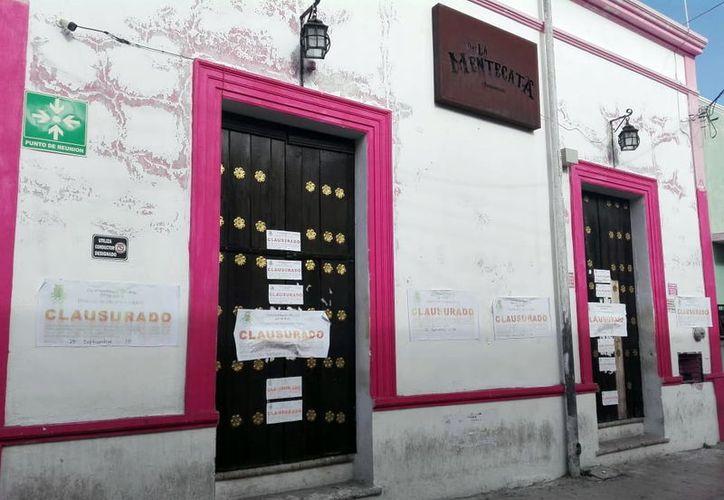 La Mentecata, bar ubicado en la calle 56, entre 53 y 55. (Milenio Novedades)