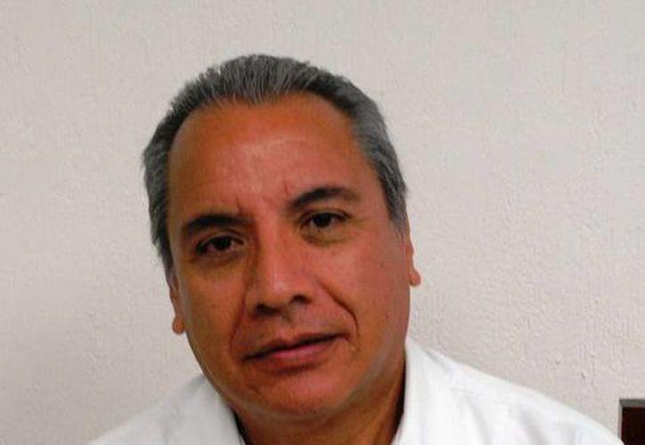 Doctor Juan Rafael Tirado Moreno, gestor de Calidad de la Jurisdicción Sanitaria Número 2. (Redacción/SIPSE)