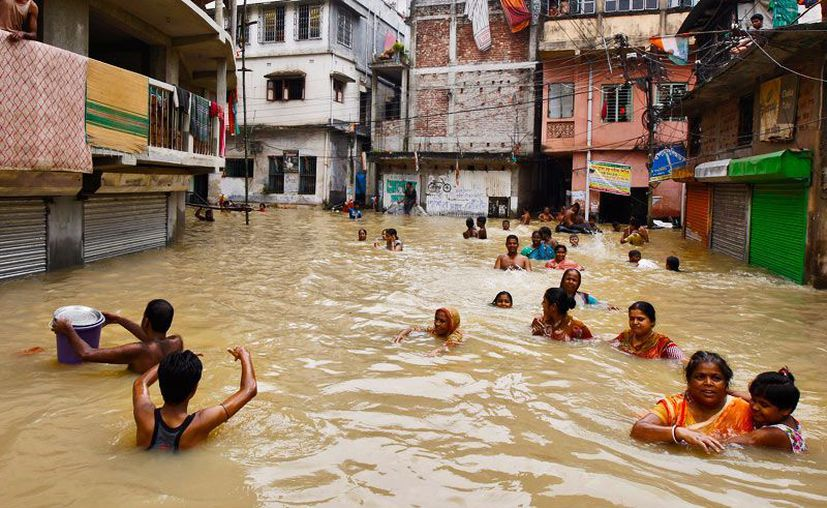 Casi 800 personas han muerto y millones han sido afectadas por las inundaciones. (Contexto/Internet).