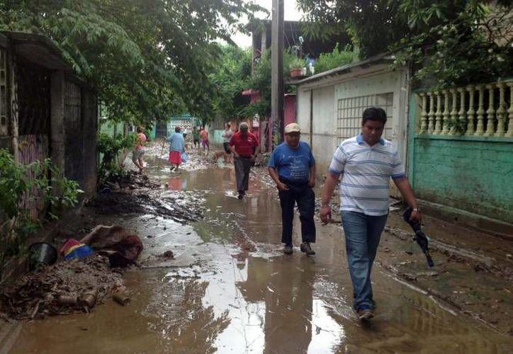 Los huracanes impactaron a México el 15 y 16 de septiembre de 2013. (Archivo/Notimex)