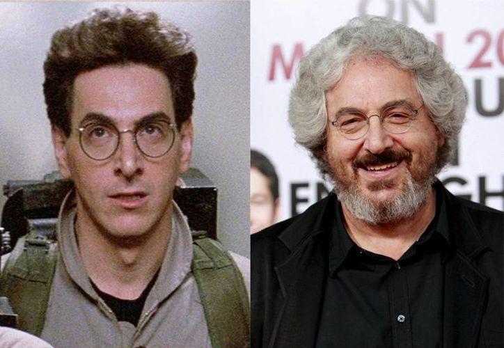 Harold Ramis dio vida a Egon Spengler (izq) en las películas de Los Cazafantasmas. (Internet/EFE)