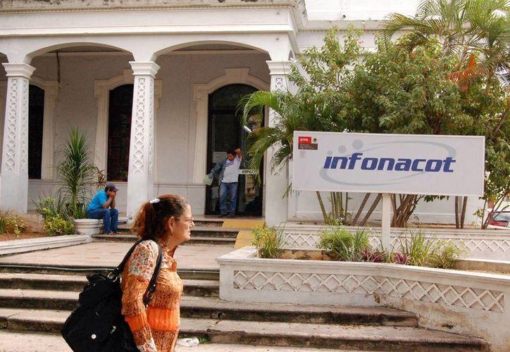 El año pasado el Fonacot entregó en Yucatán préstamos por un monto de 318 millones de pesos. (SIPSE)