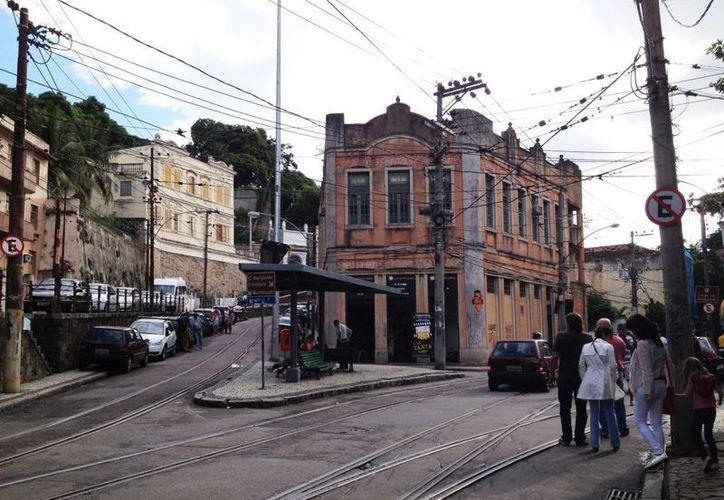 Según estadísticas, Brasil es uno de los países más violentos del mundo. En la imagen, el barrio de Santa Teresa, en cuyas favelas se han registrado hechos violentos en los últimos días. (pabloartusi.com.ar)