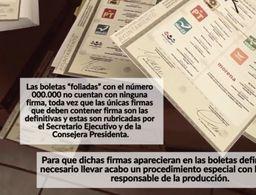 Ieqroo desmiente 'fake news' sobre manipulación de boletas