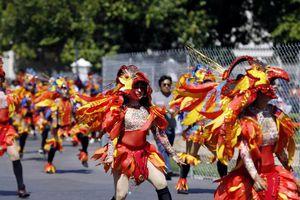 Carnaval de Mérida: el Domingo de Bachata (III)