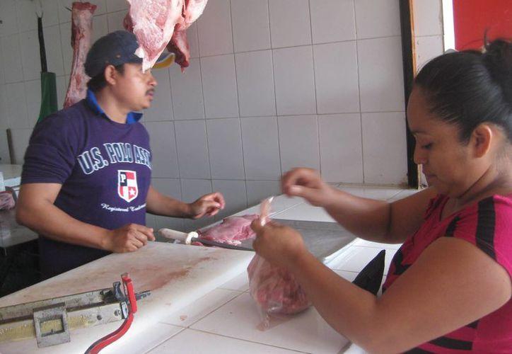La situación se atribuye al desgaste económico que sufrieron las familias tras las celebraciones de Navidad y Año Nuevo. (Javier Ortiz/SIPSE)
