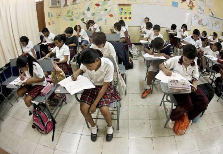 El Ibecey lanzó convocatorias para becas relativas a estudiantes de escuelas públicas y privadas. (Milenio Novedades/Foto de contexto)