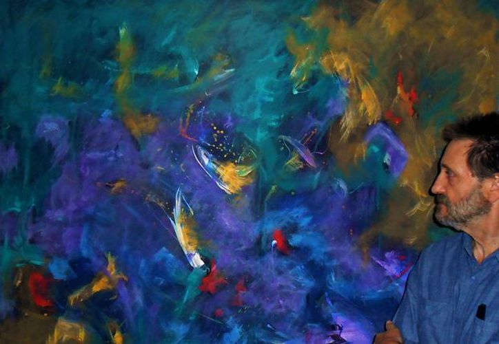 Seis artistas fueron seleccionados para exponer su arte en el Pop Art Gallery. (Redacción/ SIPSE)