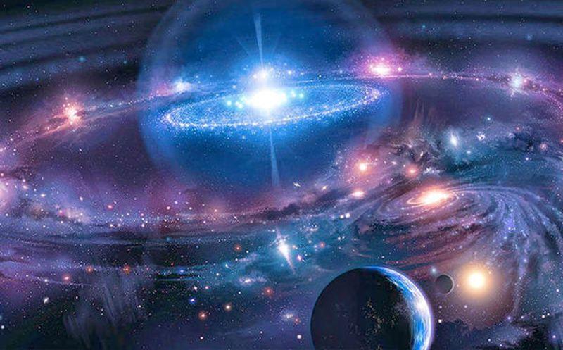 Resultado de imagen de La masa del actual universo