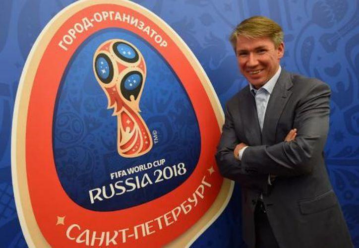 Alexey Sorokin, dejó en claro que los controles de dopaje que se realizarán durante la competencia están bajo el control de la FIFA. (Sports Illustrated)