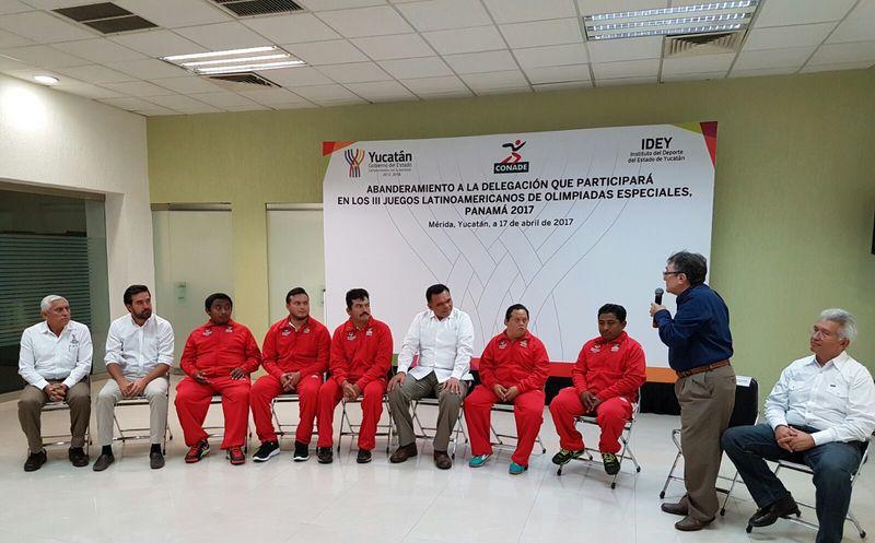 Bolivia dice presente en las Olimpiadas Especiales