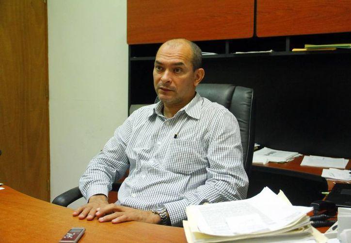 César Antuña Aguilar, presidente del Tribunal de los Trabajadores del Poder Ejecutivo y Ayuntamientos, dijo que unos 20 municipios han solicitado partidas especiales al Congreso. (SIPSE)