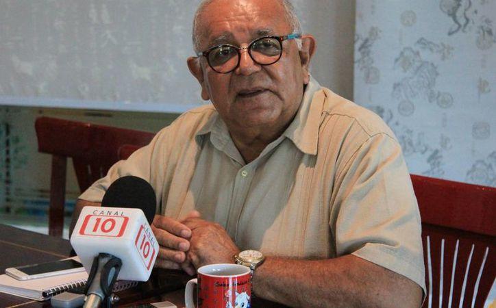 Eduardo Galaviz Ibarra invita a un foro de Ética y Cumplimiento Institucional. (Luis Soto/SIPSE)