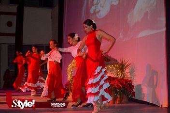 Festival Flamenco en Casa de la Cultura Cancún