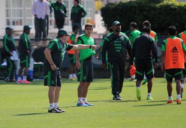 La Selección Mexicana participará en la Copa América en Chile 2015. (Notimex/Foto de archivo)