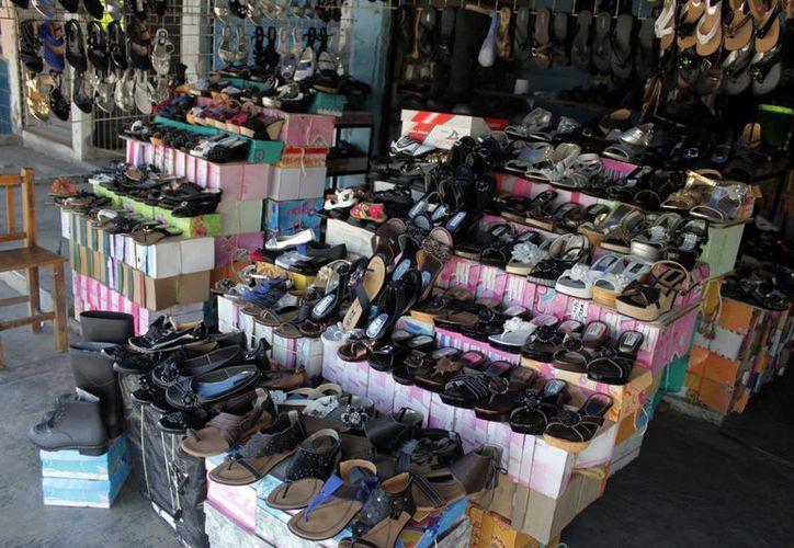 Con el proyecto de la remodelación del Tianguis del Zapato, se busca que las familias othonenses tengan un nuevo centro de reunión. (Francisco Sansores/SIPSE)