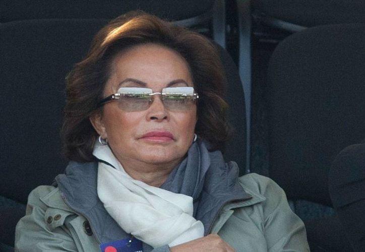 En caso de que se ratifique este amparo, Elba Esther tendrá un pie afuera de la cárcel. (formulabcs.com)