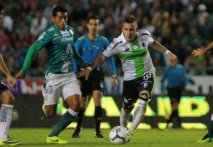Una voctoria, un empate o hasta una derrota por un gol, le darían a 'La Fiera' el pase a la final. (Foto: Agencias)