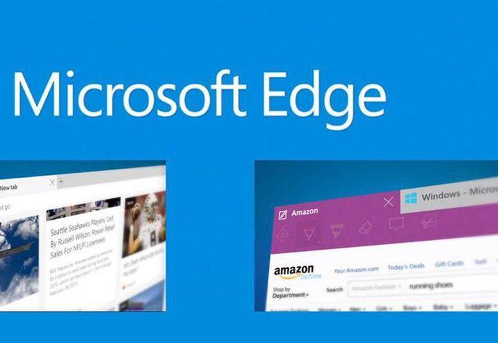 El modelo de prueba denominado 'Project Spartan', disponible en Windows 10 Technical Preview, se ha convertido en Microsoft Edge. (adslzone.net)