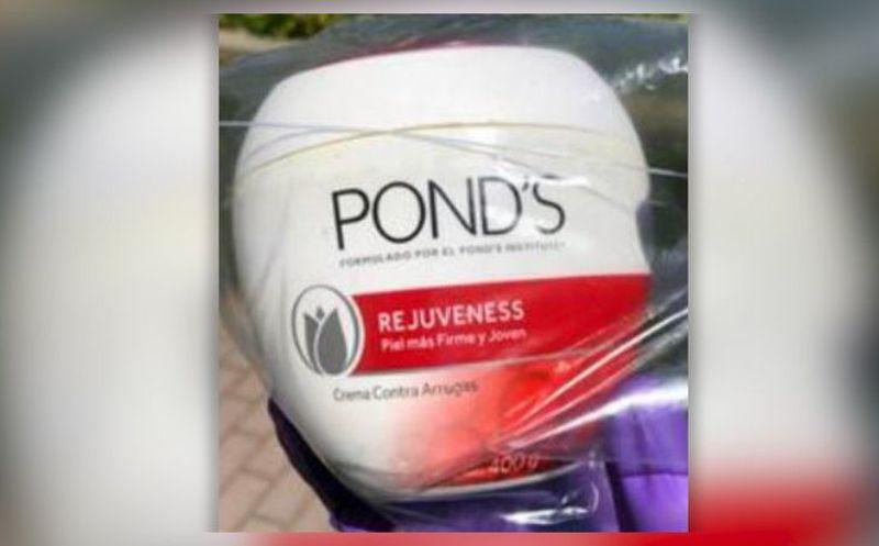 Mujer en 'semicoma' por usar crema importada de México