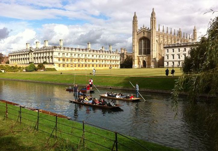 Cambridge se benefició de acuerdo a las investigaciones realizadas en la institución. (Blog UDLAP)