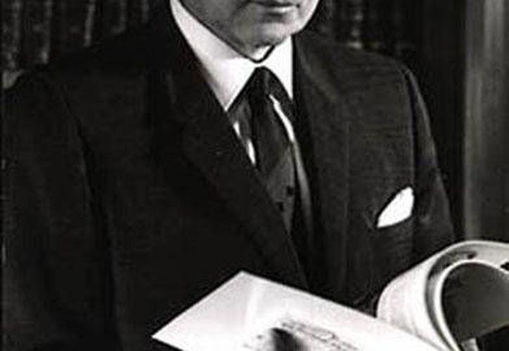 El historiador yucateco Silvio Arturo Zavala Vallado falleció a la edad de 105 años de vida en la Ciudad de México. (@INAHmx)